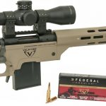 .224 Valkyrie Rifles Ashbury PrecisionCustom SABER M700 .224 Valkyrie