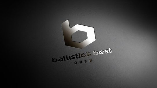 Ballistic's Best Reader's Choice Awards 2018