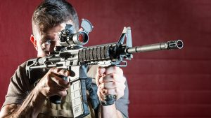 Kris Paronto Tanto tactical gear Maxim Defense