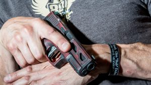 Kris Paronto Tanto tactical gear Allegiant Rifleworks