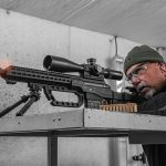 Ballistic Precision magazine Victrix cover shoot David Bahde