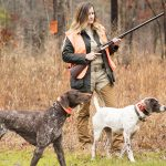 Hunting Your Own Food Chef Bri Van Scotter hunt