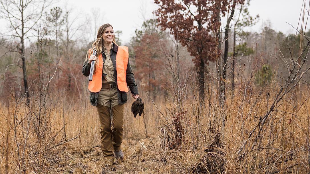 Hunting Your Own Food Chef Bri Van Scotter quail