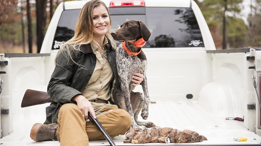 Hunting Your Own Food Chef Bri Van Scotter truck