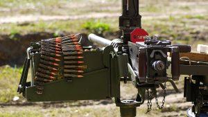 Knob Creek Machine Gun Shoot Kentucky belt