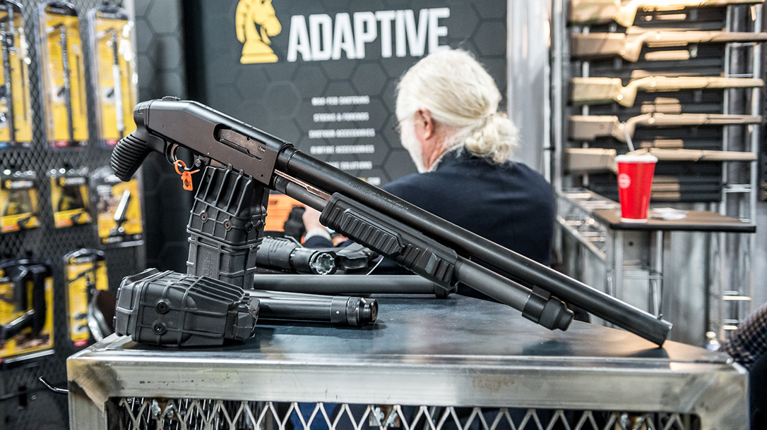 SHOT Show 2018 Adaptive Tactical, LLC. 590M Takedown Kit lead