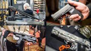 SHOT Show 2018 Ballistic Innovation