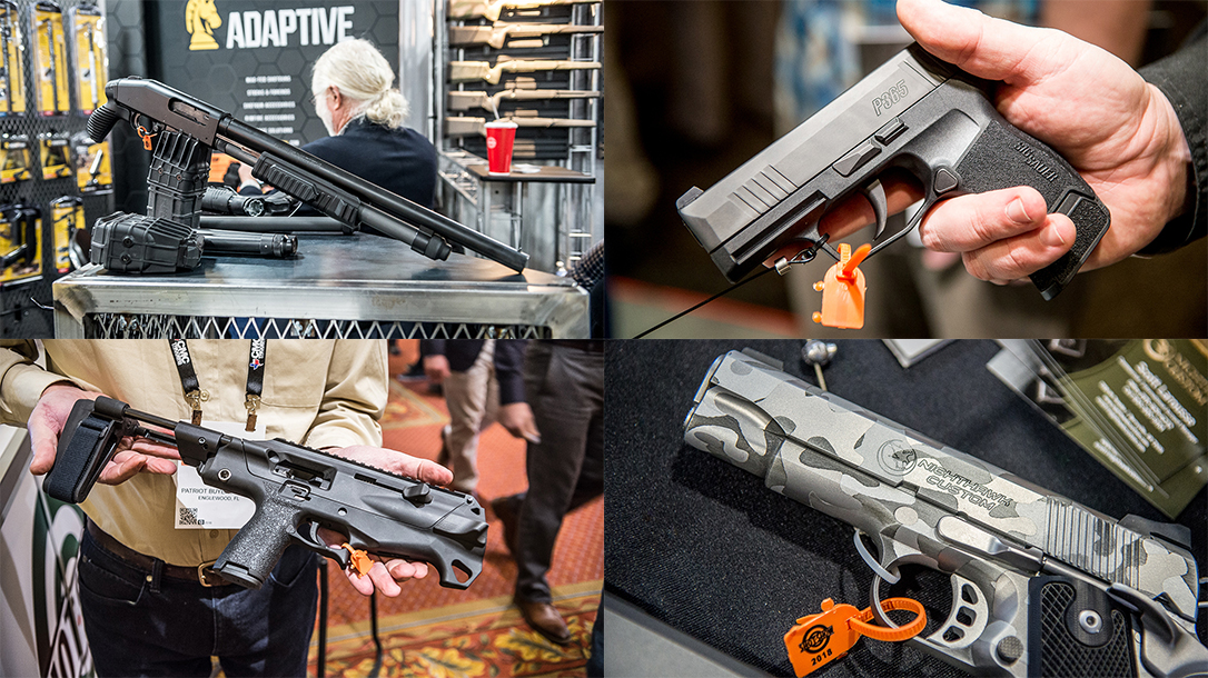 SHOT Show 2018 Ballistic Innovation
