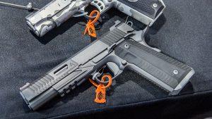 SHOT Show 2018 Nighthawk Agent 2 pistol