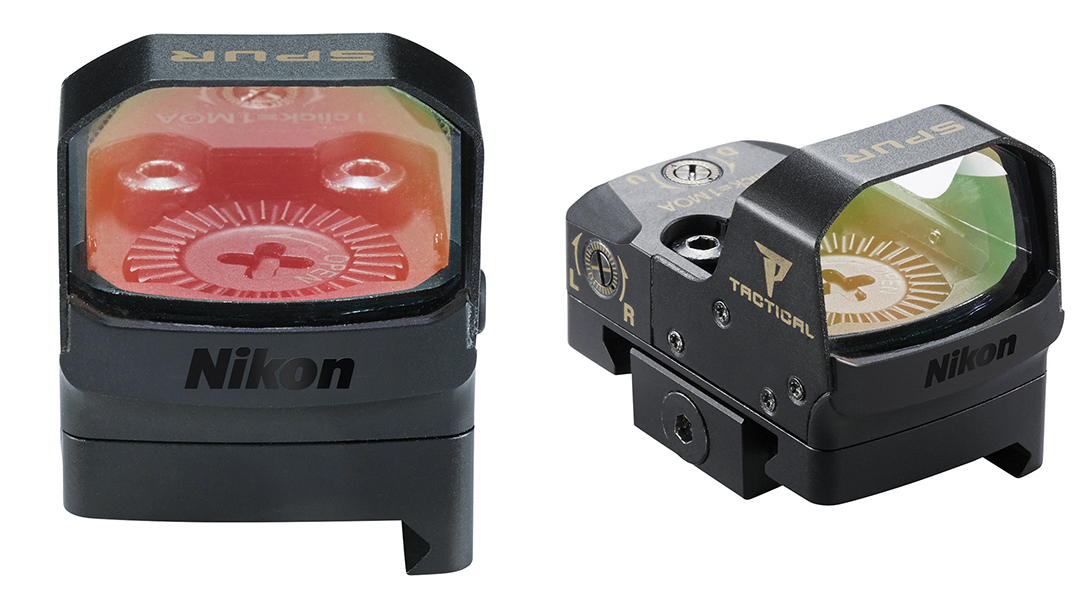 SHOT Show 2018 Nikon P-Tactical SPUR Reflex Sight