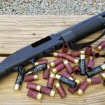 Diverse Firearm Calibers 12-Gauge Shotshell shotguns