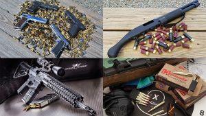 Firearm Calibers lead