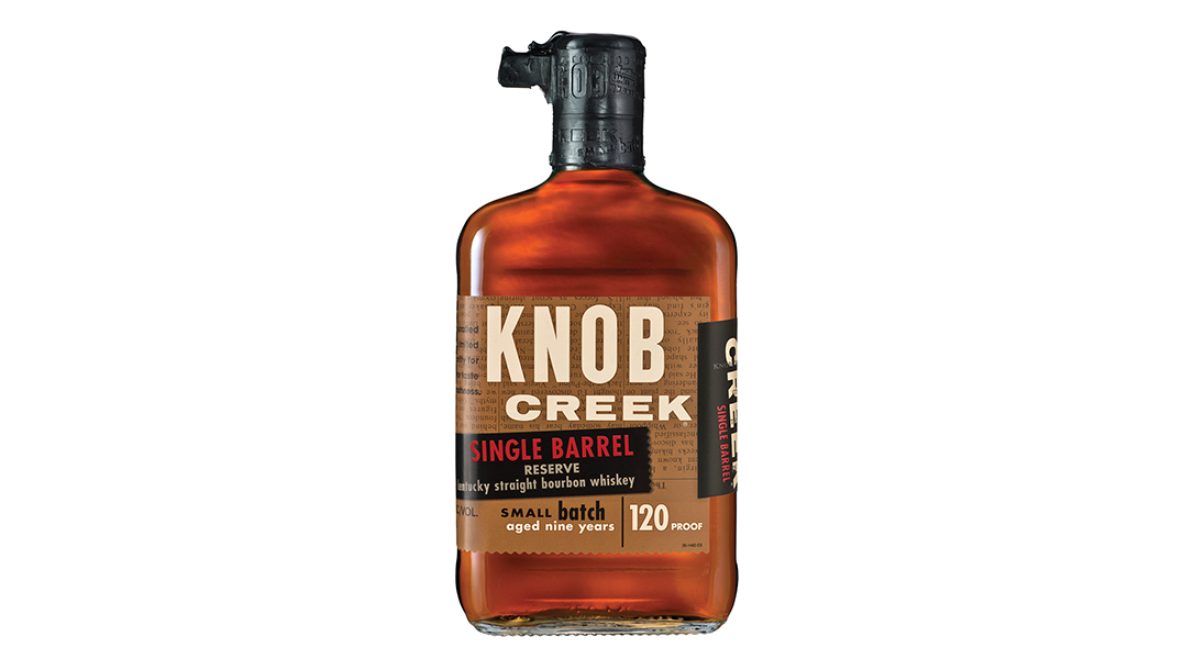 Best Bourbon American Bourbon Knob Creek 9-Year-Old Single Barrel Reserve