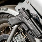 Harley WLA 1951 Panhead Repro Bravo Company Paul Buffoni holster