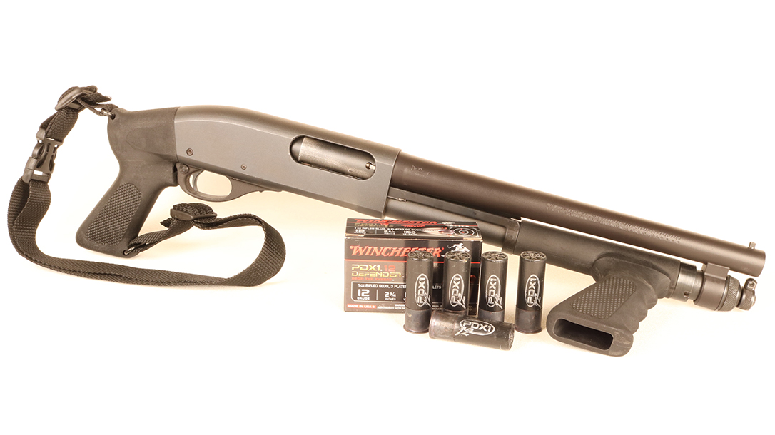 Legal Sawed Off Shotgun Personal Defense Choate