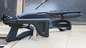 Legal Sawed Off Shotgun Personal Defense folded