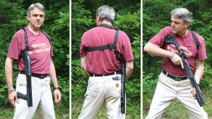 Legal Sawed Off Shotgun Personal Defense strap