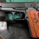 Nighthawk Hi Power Browning Hi Power Pistol wood grip