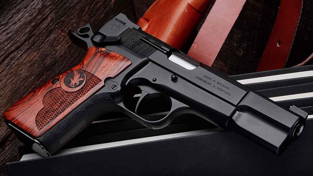 Which 1911?  9mm Down to 3 choices Browning-nhp-lead