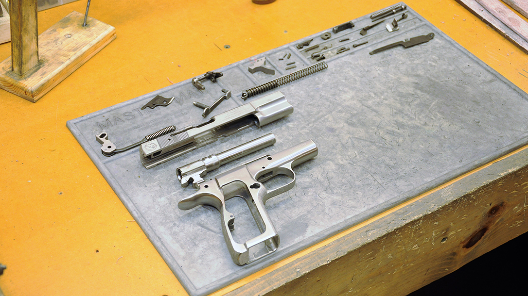 Nighthawk Hi Power Browning Hi Power Pistol parts