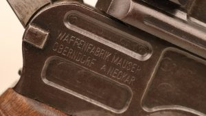 Broomhandle Mauser C96 Pistol cuts