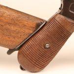 Broomhandle Mauser C96 Pistol grip