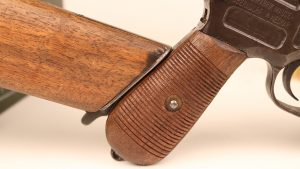 Broomhandle Mauser C96 Pistol grip