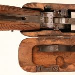 Broomhandle Mauser C96 Pistol stock
