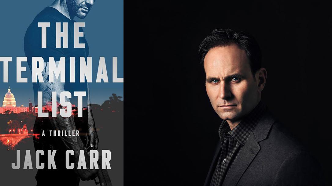 The Terminal List Jack Carr prologue