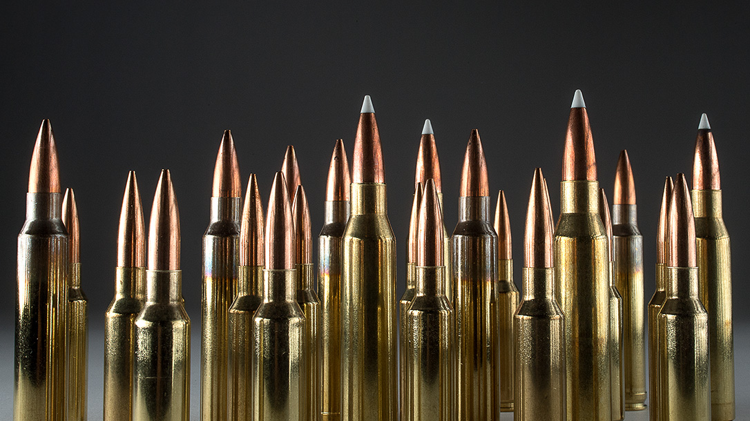 Long Range Rifle Calibers, precision shooting, ammo