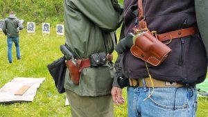Bear Defense handgun holsters