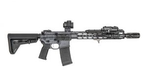Agency Arms Classified Rifle review profile right