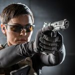 Nighthawk Agent 2 pistol, Agency Arms, lead