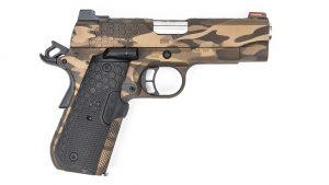 1911 Pistol, Hillbilly 223 Urban Finishes, right