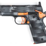 1911 Pistol, MAD Custom Coating, left