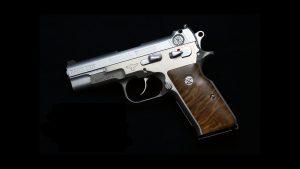 Concept Guns, Gun Reboots, Bren Ten pistol