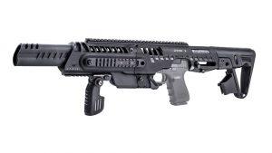 Concept Guns, Gun Reboots, Glock Rifle