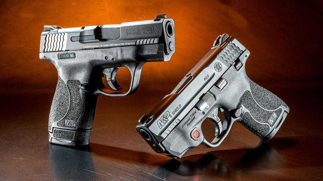 Concept Guns, Gun Reboots, Smith & Wesson Single Stack KH9mm pistol