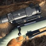 Predator Hunting Ruger American Predator Pulsar Trail XQ50