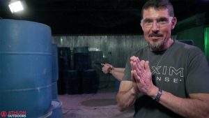 Handgun Shooting Positions Kris Tanto Paronto