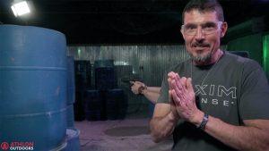 Handgun Shooting Positions Kris Tanto Paronto