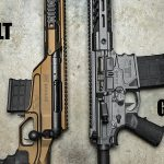 Bolt Rifle vs Semi-Auto Rifle, rifle comparison, lead