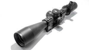DIY Bolt-Action Rifle Build scope