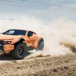 Zarooq SandRacer 500 GT, Zarooq Motors, supercar, dune buggy, dirt