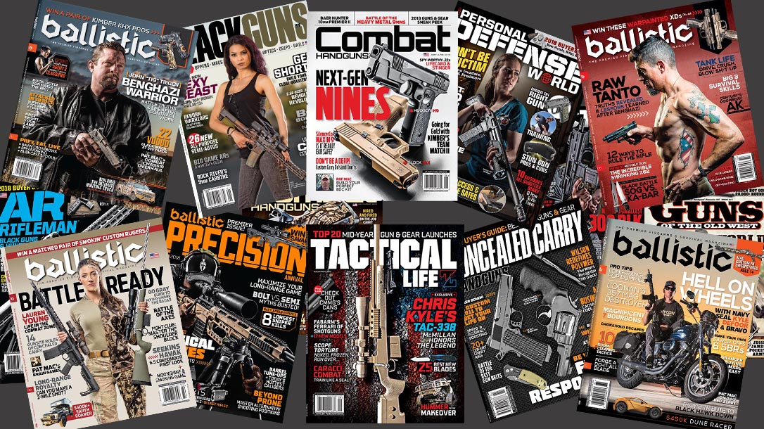 Gun Publications, Censorship, Gun Magazines, Athlon Outdoors