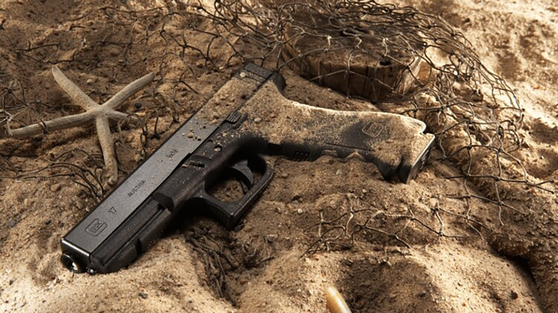 Glock 17 Survives 18-Year Torture Test Including 6 Months in