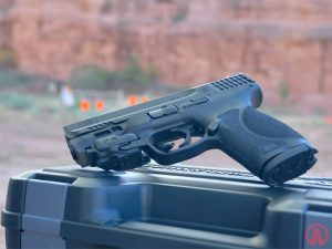 Smith & Wesson M&P M2.0 Compact Athlon Outdoors Rendezvous lead