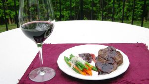 Venison Rounds, Top Rounds, Bottom Rounds, cooking, hunting, wine pairing