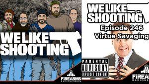 NRA Annual Meetings 2018, We Like Shooting Podcast