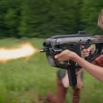 Hollywood Gun Armorers, Divergent Insurgent, KRISS Vector